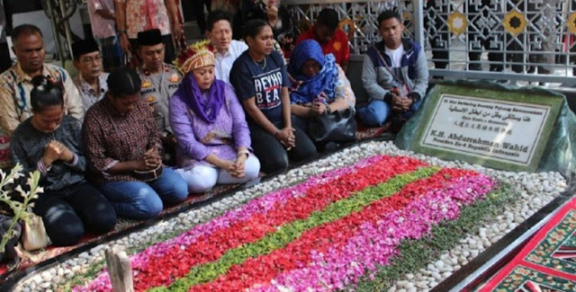 Keluarga Gus Dur Dihormati dan Perlu Jadi Negosiator Masalah Papua