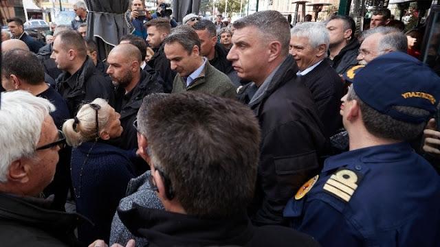 Μητσοτάκης από τον Έβρο: «Τα σύνορα της Ελλάδας, είναι σύνορα της Ευρώπης»