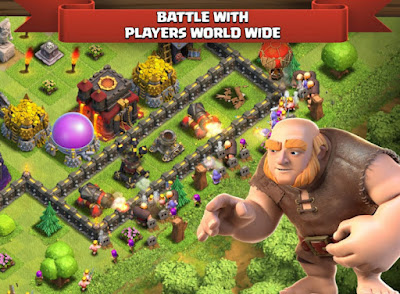 clash of clans mod apk unlimited gems