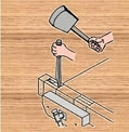 نقر الخشب بالأدوات اليدوية PDF-اتعلم دليفرى