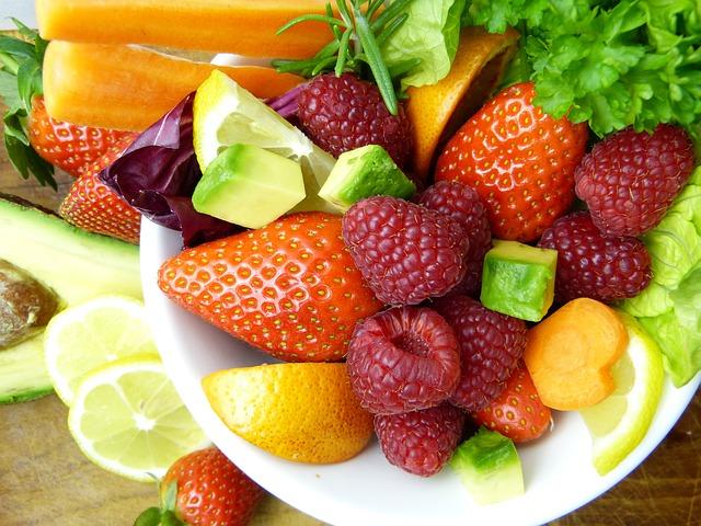 Alimentos da Estação: Frutas, Verduras e Legumes