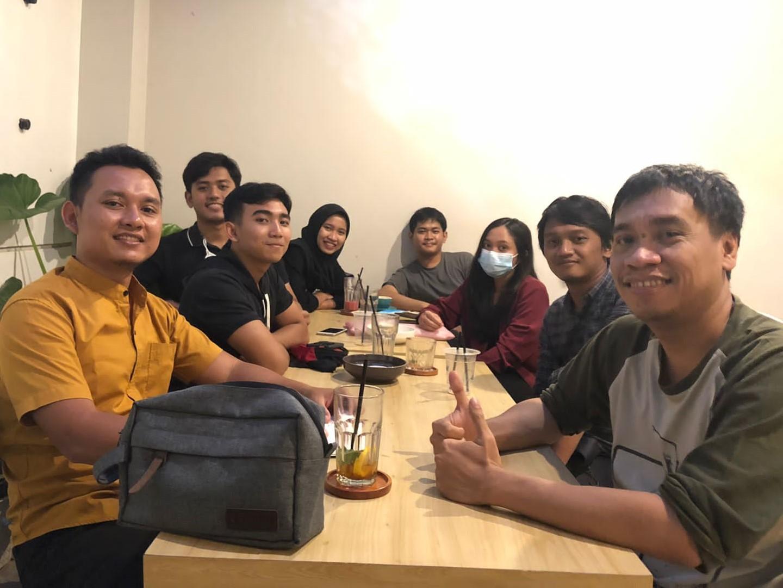 Gathering Persiapan Reuni Akbar Alumni KeSEMaT 2021