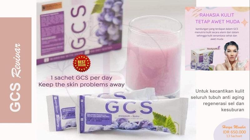 GCS revivar ourcitrus