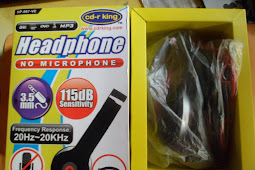 CD-R King Headphone HP-067-VE-Price & Specs Review