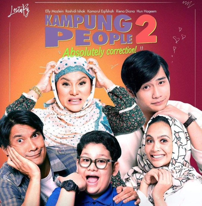 Kampung People 2 Tonton Online Full Episod
