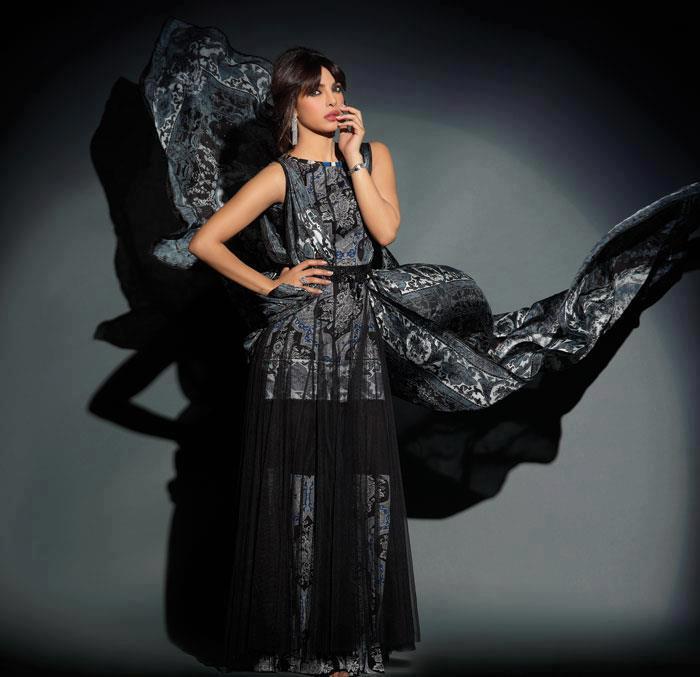 Blooming and Decorative Priyanka chopra latest photoshoot for ebuzztoday magazine