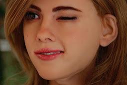 Wanita Cantik Mirip Arits Scarlett Johansson ini Ternyata Hanya Robot, Cantik Banget Loh...