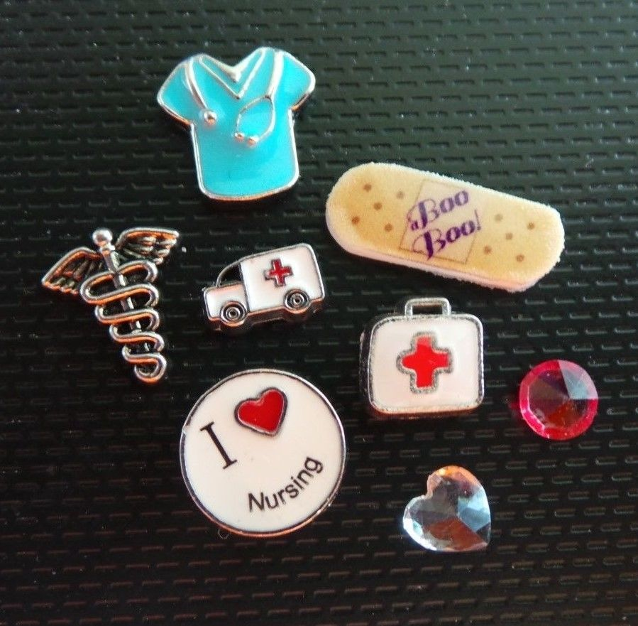 Origami Owl Retired Charms 2015