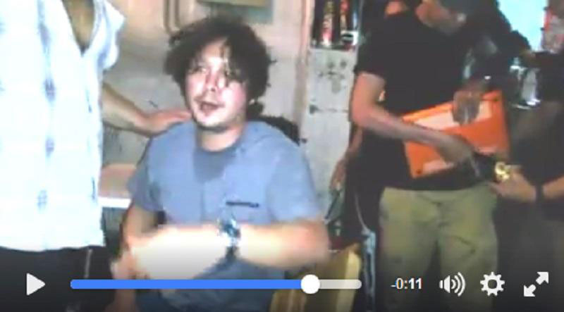 Baron Geisler Punched In The Face VIDEO Leaks Online