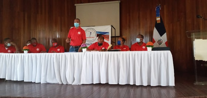 Unión Deportiva de San Cristóbal desarrolla con éxito Asamblea Extraordinaria