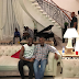 Peter of Psquare hosts Aliko Dangote at his new crib (Photos)