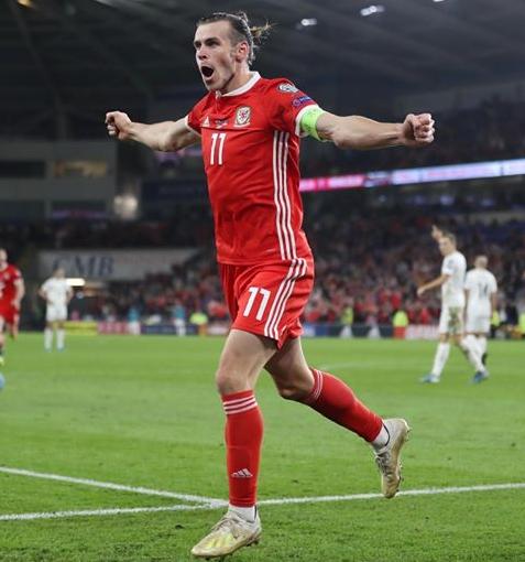 Richest Football Players - Gareth Bale