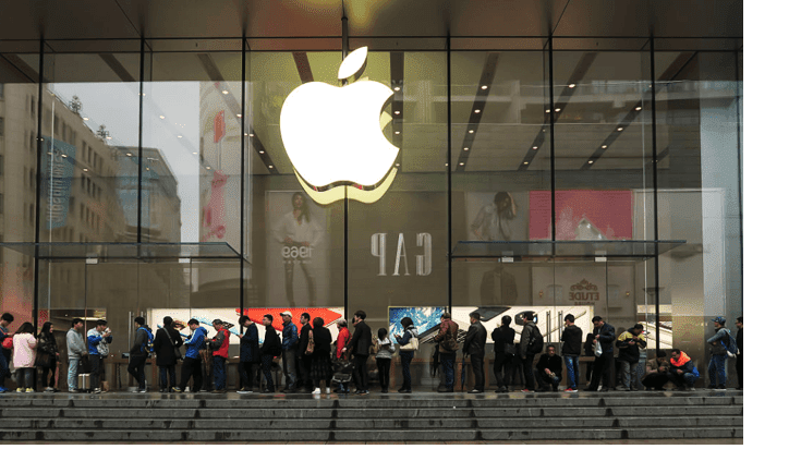 Coronavirus Affects - Apple Closing All Stores in China