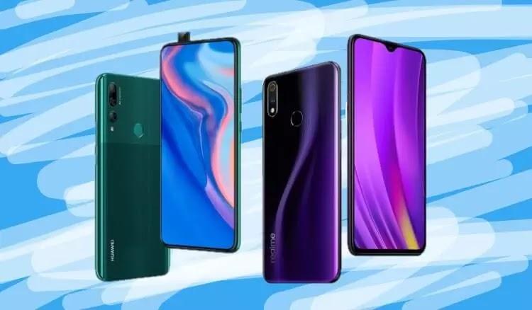 Huawei Y9 Prime 2019 versus Realme 3 Pro