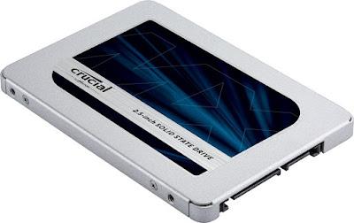 Crucial MX500 250 GB guía compras