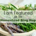 Scratch Made Food! & DIY Homemade Household is a featured blogger at Homestead Blog Hop.