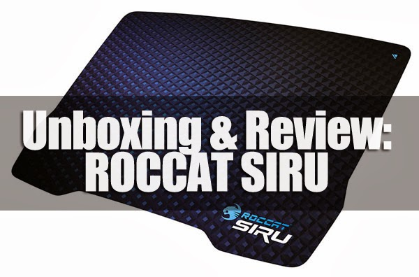 Unboxing & Review - ROCCAT SIRU 29