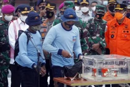 KNKT Berhasil Unduh Data Percakapan dari CVR Sriwijaya Air SJ-182