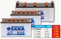 osaka battery price