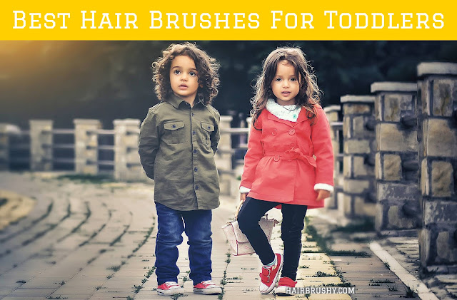 brushes that are good for children's frizzy hair