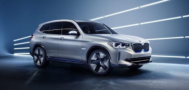 BMW iX3 ra mắt - chiếc xe mang nhiều cải tiến của công nghệ edrive thế hệ thứ 5
