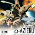 Gashapon Senshi Forte EX06 Alpha Azieru - Release Info