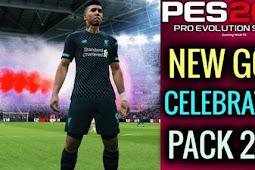 New Goal Celebration For - PES 2017