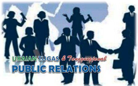 Tugas Public Relations
