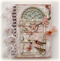 Pretty Mess Art Journal Websters Pages & Dusty