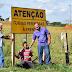 Vereador Paulinho Linares pede placas de sinalização para evitar acidentes