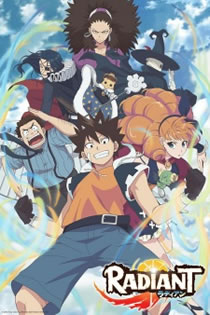 Anime Radiant Legendado