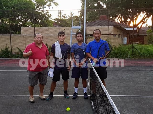 Hantarkan Gugun Jadi Pemain Piala Davis, Bonit Wiryawan Layak Dinobatkan Sebagai Pemain Top dan Pelatih Jempolan