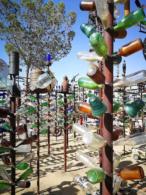elmer bottle tree ranch california