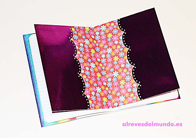 decorar cuaderno