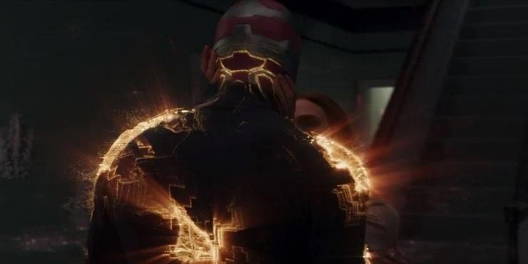 «Ванда/Вижн» (2021) - все отсылки и пасхалки в сериале Marvel. Спойлеры! - 105
