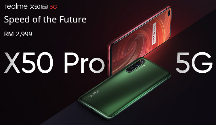 Realme X50 Pro 5G With A Premium Price Tag