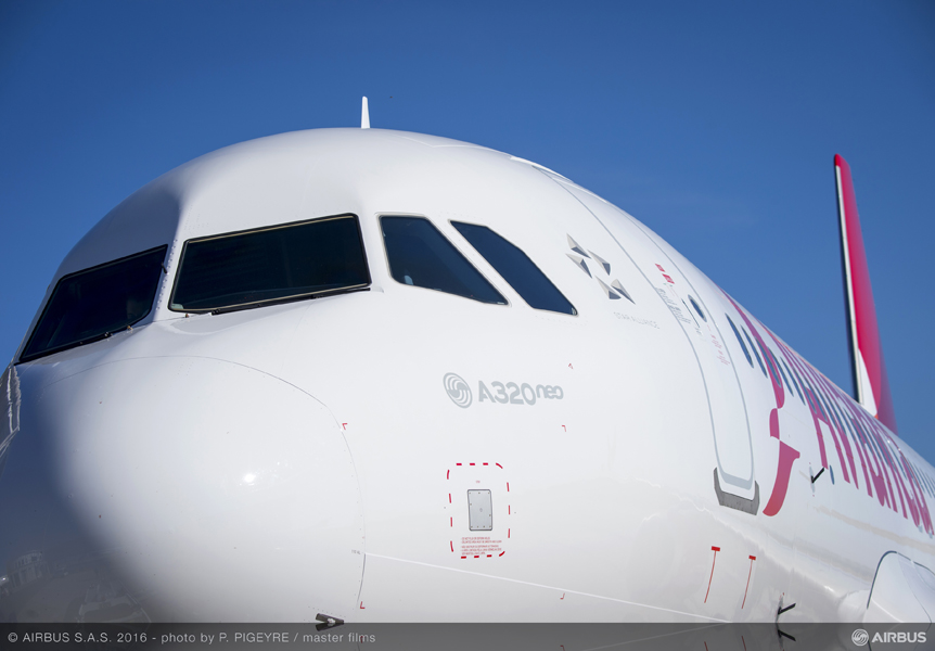 Avianca Brazil receives its first Airbus A320neo - VIEW PHOTOS and learn details