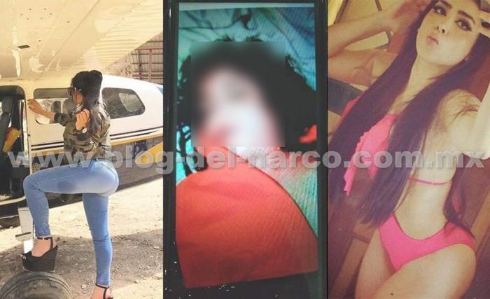 Fotografía, así quedo la Emperatriz de los Antrax Claudia Ochoa Félix, murió por una sobredosis  dicen