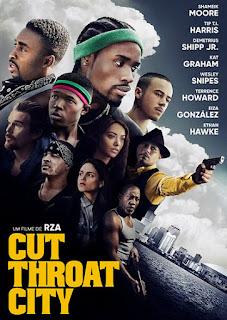 Cut Throat City - BDRip Dual Áudio