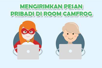 Mengirim Pesan Pribadi Di Room Camfrog - Cafe Camfrog