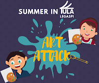 Sign up for Art Attack!