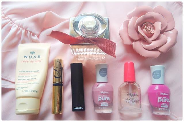 Kosmetyczne ulubieńcy