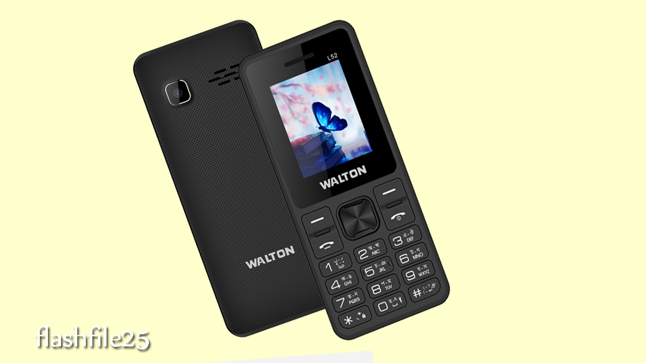 walton olvio l52 flash file