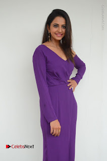 Actress Rakul Preet Singh Latest Stills in Beautiful Long Dress  0037.JPG