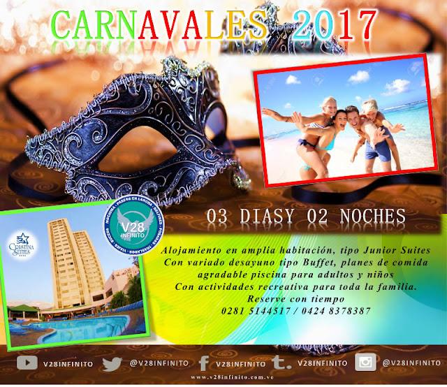 imagen  CARNAVALES 2017 mochima puerto la cruz