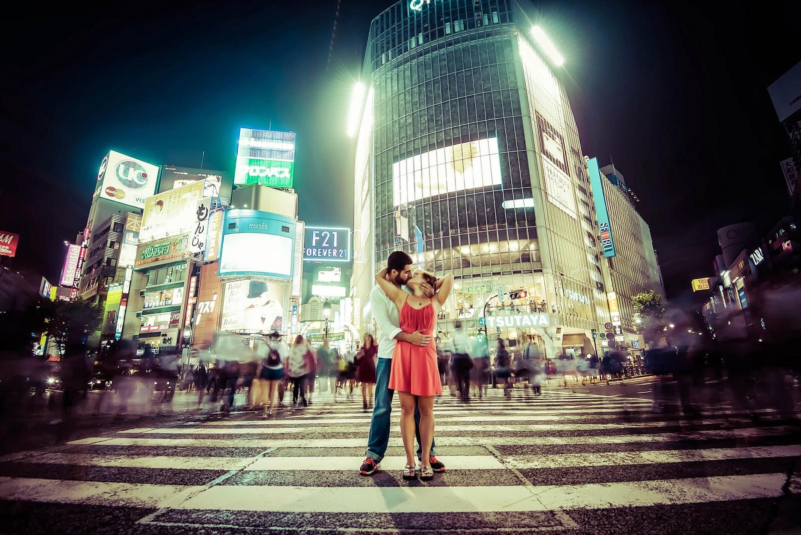 Au Japon, l'amour n'existe pas