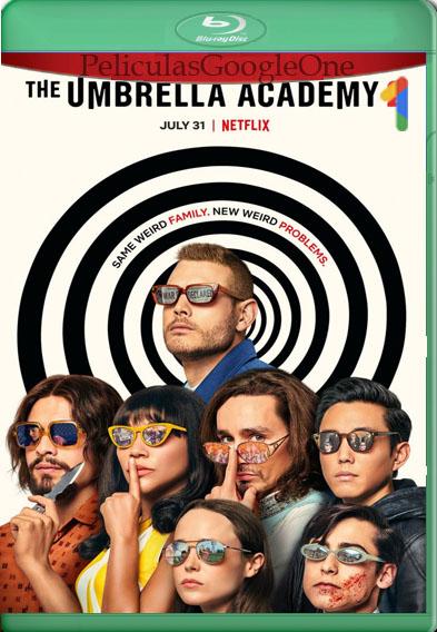 The Umbrella Academy (2020) Temporada 02  [1080p Web-Dl] [Latino-Inglés] [LaPipiotaHD]
