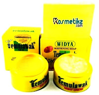 Temulawak Cream Cosmetics New 2018 (Widya Cosmetics)