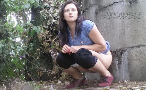 Voyeur toilet: PissHunters 10020-10035 (Collection outdoor