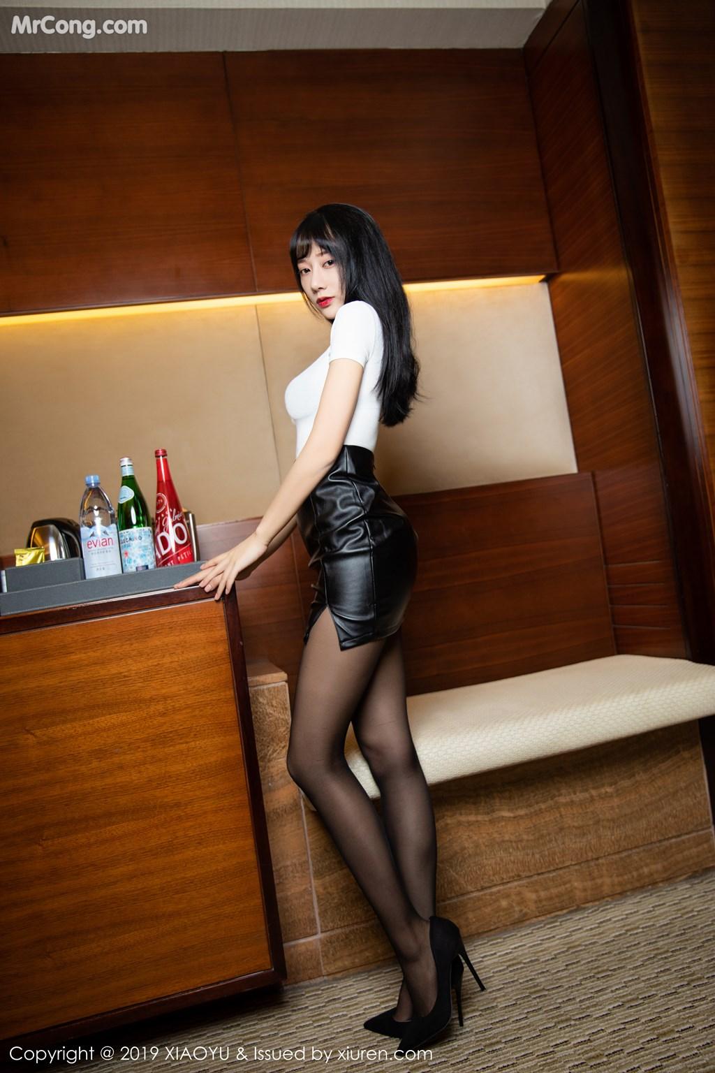 Image XiaoYu-Vol.092-He-Jia-Ying-MrCong.com-002 in post XiaoYu Vol.092: He Jia Ying (何嘉颖) (74 ảnh)